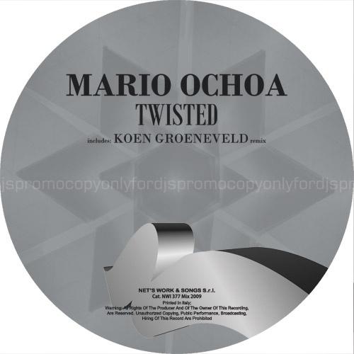 """MARIO OCHOA """"Twisted"""""""