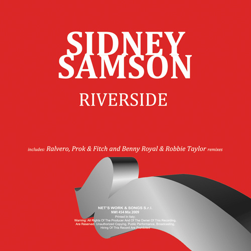 "SIDNEY SAMSON ""Riverside"""