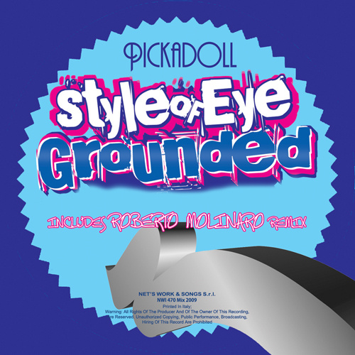 "STYLE OF EYE ""Grounded"""