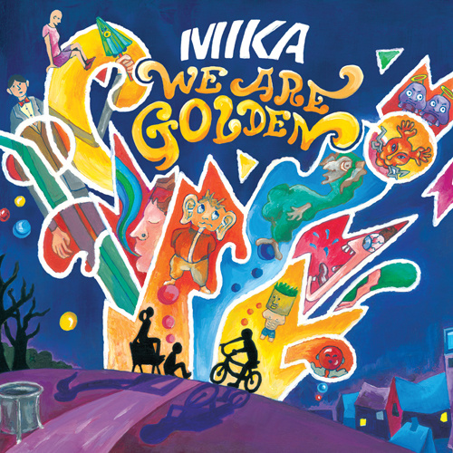 """MIKA """"We Are Golden"""""""