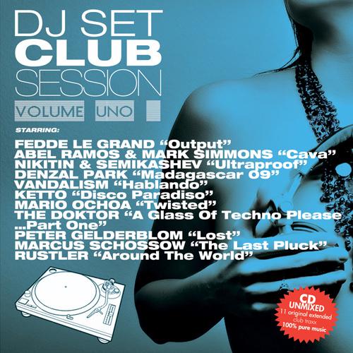 DJ SET CLUB SESSION Vol.1