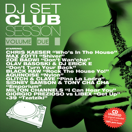 DJ SET CLUB SESSION Vol.2