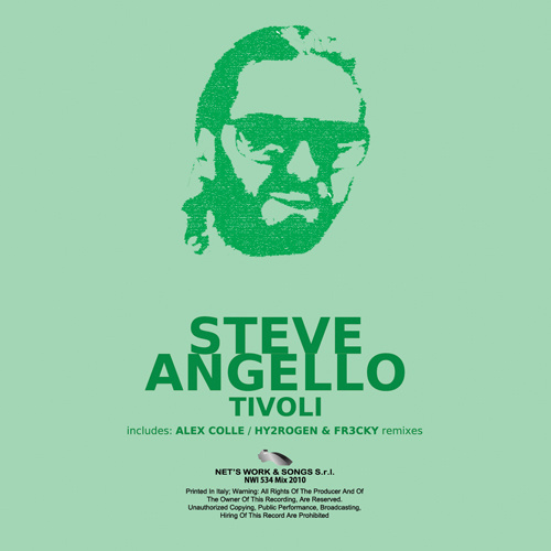 "STEVE ANGELLO ""Tivoli"""