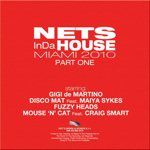 "AA/VV ""Nets InDa House_Miami 2010 (Part One)"""
