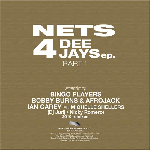 "AA/VV ""NETS 4 DJ EP (Part 1)"""
