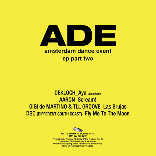 """AA/VV """"AMSTERDAM DANCE EVENT Ep (Part 2)"""""""