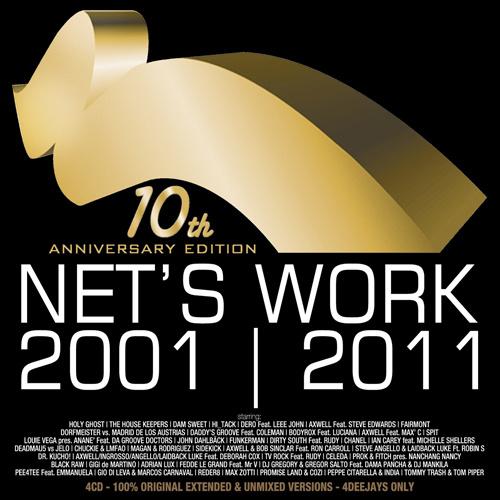 NET'S WORK 10Th ANNIVERSARY