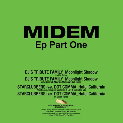 """AA/VV """"Midem Ep (Part 1)"""""""