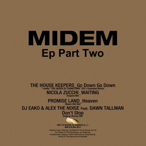 """AA/VV """"Midem Ep (Part 2)"""""""