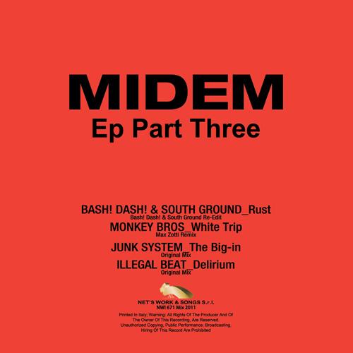"""AA/VV """"Midem Ep (Part 3)"""""""