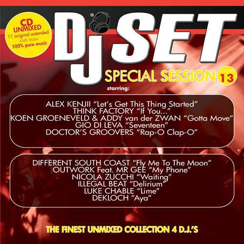 DJ SET SPECIAL SESSION Vol.13