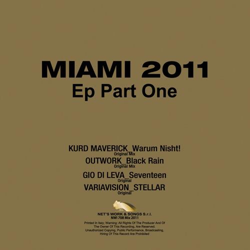 """AA/VV """"Miami 2011 Ep (Part 1)"""""""