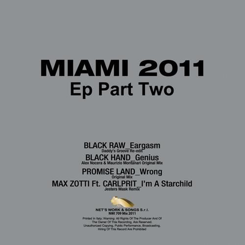 """AA/VV """"Miami 2011 Ep (Part 2)"""""""