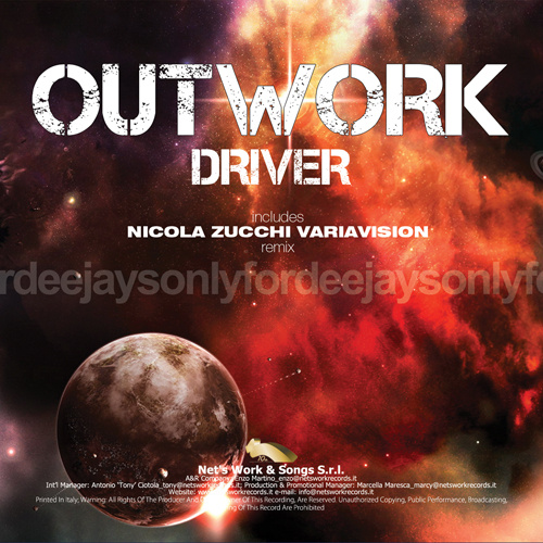 """OUTWORK """"Driver"""""""