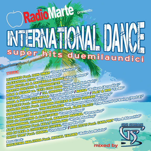 INTERNATIONAL DANCE SUPER HITS 2011
