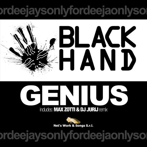 """BLACK HAND """"Genius"""""""