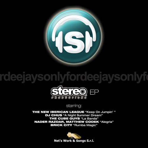 STEREO PRODUCTIONS EP