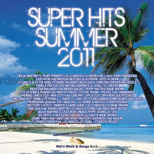 SUPER HITS SUMMER Vol.1