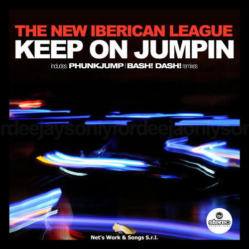 """THE NEW IBERICAN LEAGUE """"Keep On Jumpin' """""""