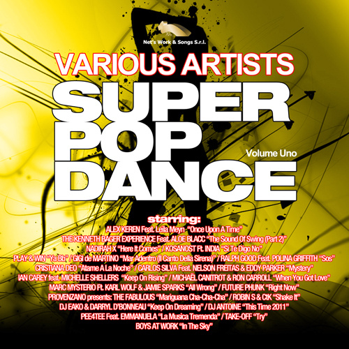 SUPER POP DANCE Vol.1