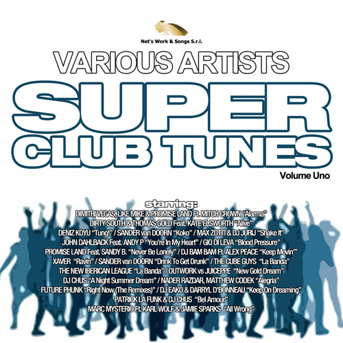 SUPER CLUB TUNES Vol.1