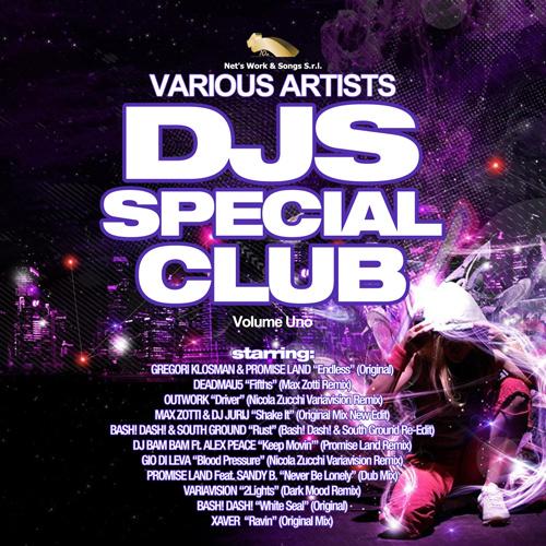 DJS SPECIAL CLUB Vol.1