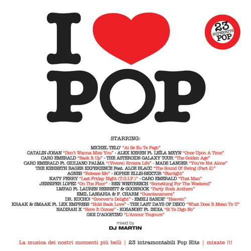 I LOVE POP Compilation (2012)