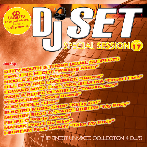 DJ SET SPECIAL SESSION Vol.17