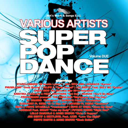 SUPER POP DANCE Vol.2