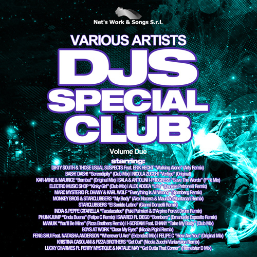 DJS SPECIAL CLUB Vol.2
