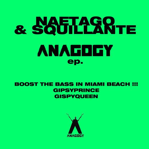 "NAETAGO & SQUILLANTE ""Anagogy Ep"""