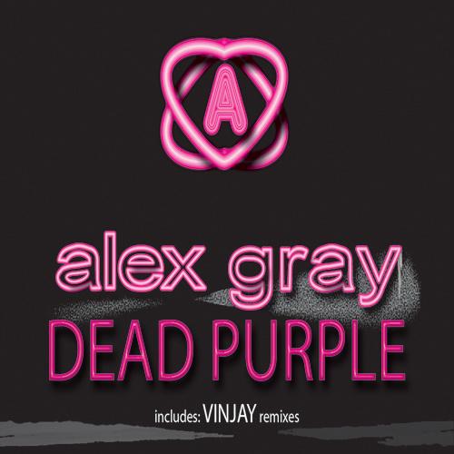 """ALEX GRAY """"Dead Purple"""""""