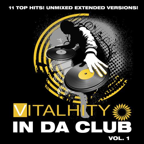 """AA/VV """"Vitalhity in da club vol. 1"""""""