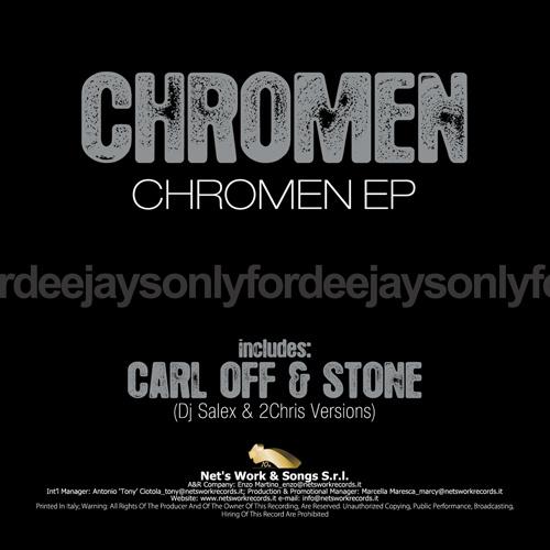 """CHROMEN """"Chromen Ep"""""""