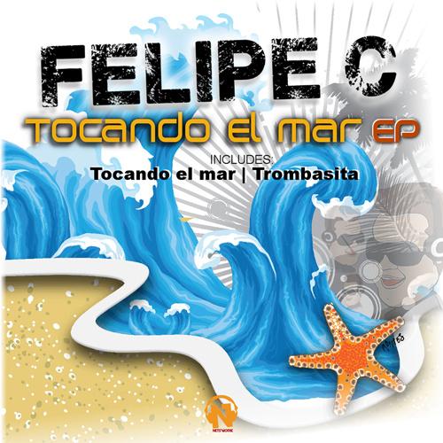 """FELIPE C """"Tocando El Mar Ep"""""""