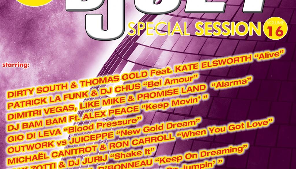 DJ SET SPECIAL SESSION Vol.16