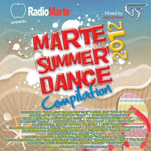 MARTE SUMMER DANCE 2012