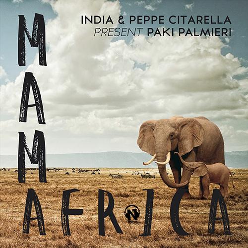 "INDIA & PEPPE CITARELLA pres. PAKI PALMIERI  ""Mamafrica"""