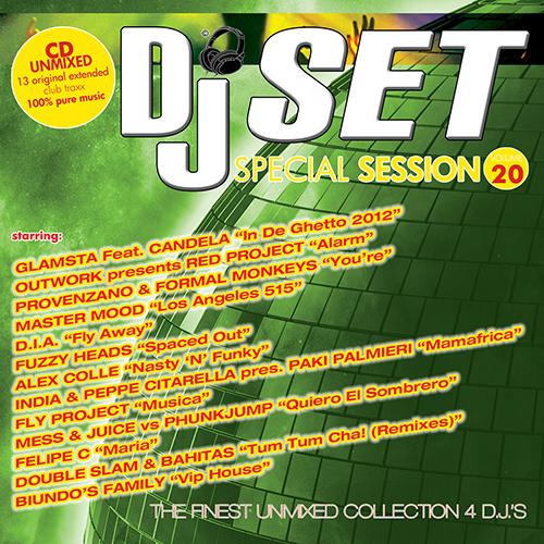 DJ SET SPECIAL SESSION Vol.20
