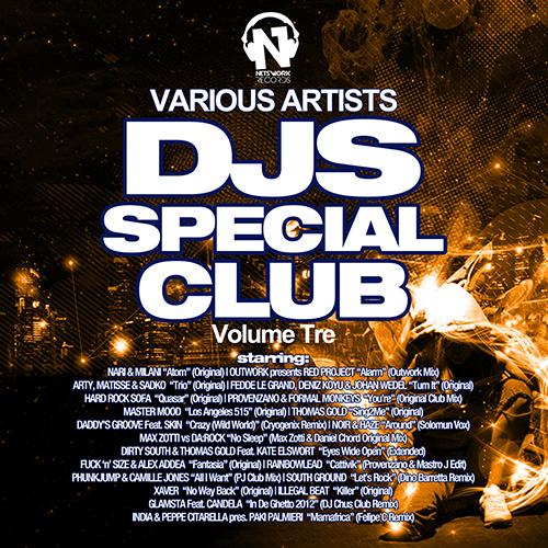 DJS SPECIAL CLUB Vol.3