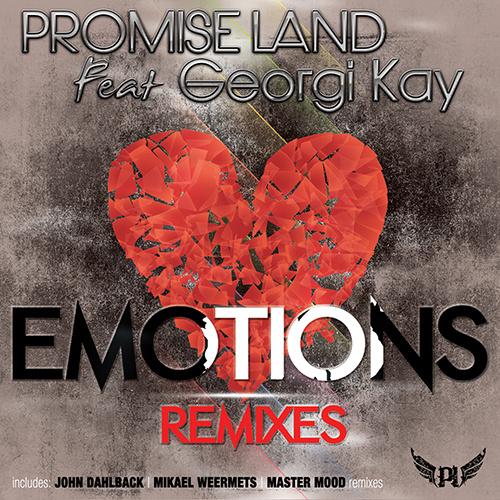 "PROMISE LAND Feat. GEORGI KAY ""Emotions (The Remixes)"""