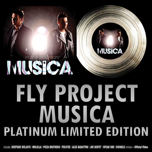 "FLY PROJECT ""Musica (Platinum Limited Edition)"""