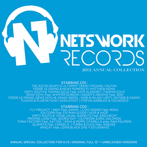 NETSWORK 2012 ANNUAL COLLECTION