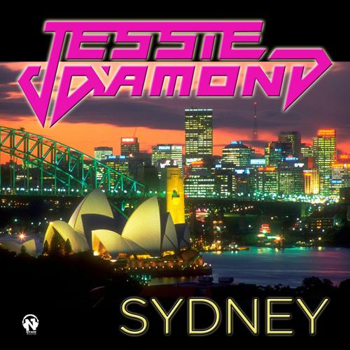 """JESSIE DIAMOND """"Sydney"""""""