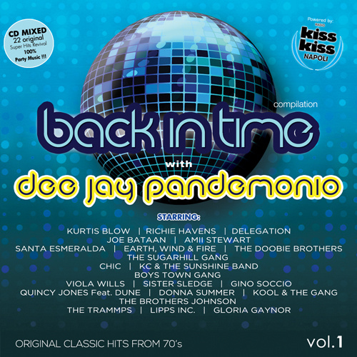 BACK IN TIME with DJ PANDEMONIO