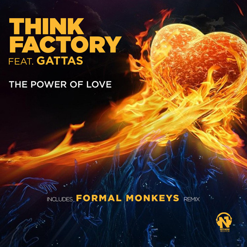 """THINK FACTORY Feat. GATTAS """"The Power Of Love"""""""