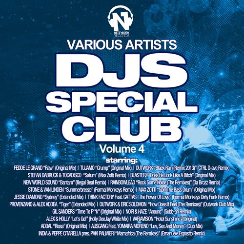 DJS SPECIAL CLUB Vol.4
