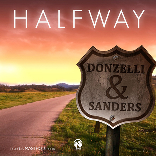 """DONZELLI & SANDERS  """"Halfway"""""""