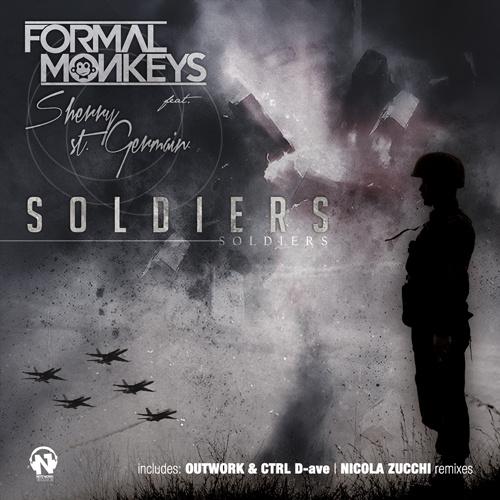 """FORMAL MONKEYS Feat. SHERRY ST. GERMAIN """"SOLDIERS"""""""
