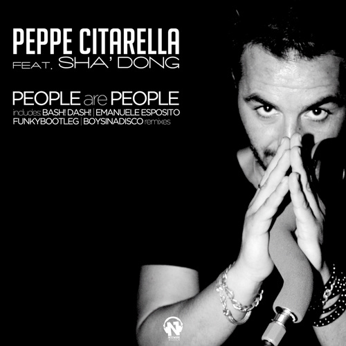"""PEPPE CITARELLA Feat. SHA' DONG """"People Are People"""""""